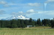 Rainier from the car 3